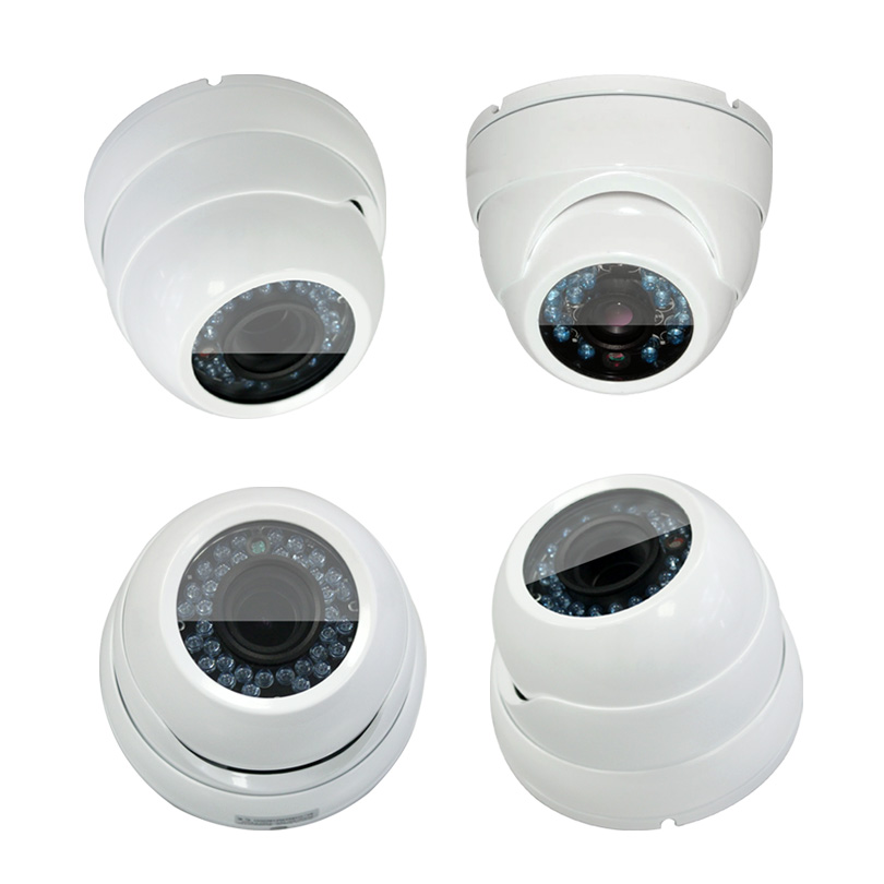 ФОТО HD Camera 1080P Dome Indoor 2.0Megapixel 24 IR LED 20m Night Vision 3.6mm Lens Indoor AHD Camera 1080P 2MP