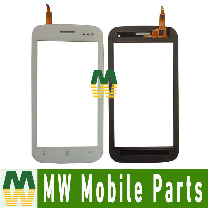1PC/ Lot High Quality For Mobistel Cynus T2 Touch Screen Digitizer Replacement Part Black White Color