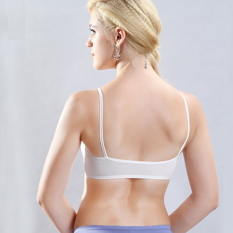 b298589355f Ladychili Women Intimates Black White Diamond 3pc pack Cute Young Girl No  Unlined Tube Top with Straps Small Girl S12-in Tube Tops from Underwear ...