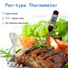 Digital Meat Thermometer Cooking Food Kitchen BBQ Probe Water Milk Oil Liquid Oven Digital Temperaure Sensor Meter Thermocouple