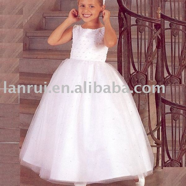popular Flower Girl Dress