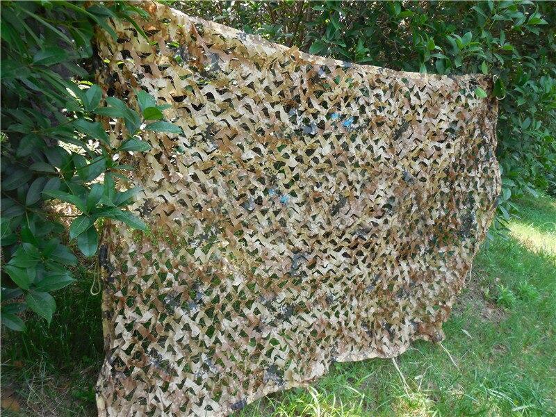1 5x2 5m Desert Digital Camouflage Net Hunting Military