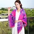 2017 spring warm imitation cashmere shawls scarf high quality fashion sexy printing fringed scarf wholesale new decoration WJ71