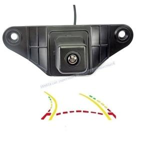 CCD Intelligent Dynamic Trajectory Tracks Rear View Camera for Toyota Land Cruiser Prado 2010 2014 Asia reversing camera