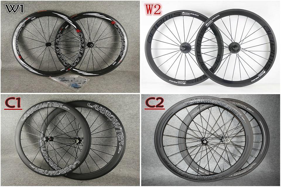 50mm wheelset
