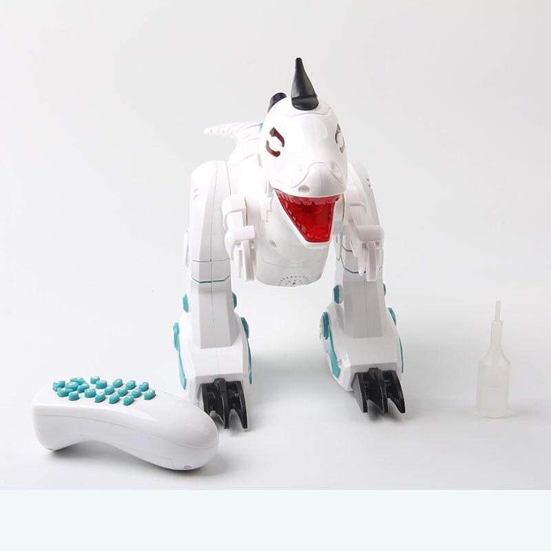 RC Dinosaures Modèles Électronique Intelligent Animaux Sans Fil télécommande Dinosaures Enfants L'éducation Robot Intelligent pour garçons Cadeau