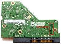 WD HDD PCB Circuit Board 2060 771640 003 REV A For 3 5 SATA Hard Drive