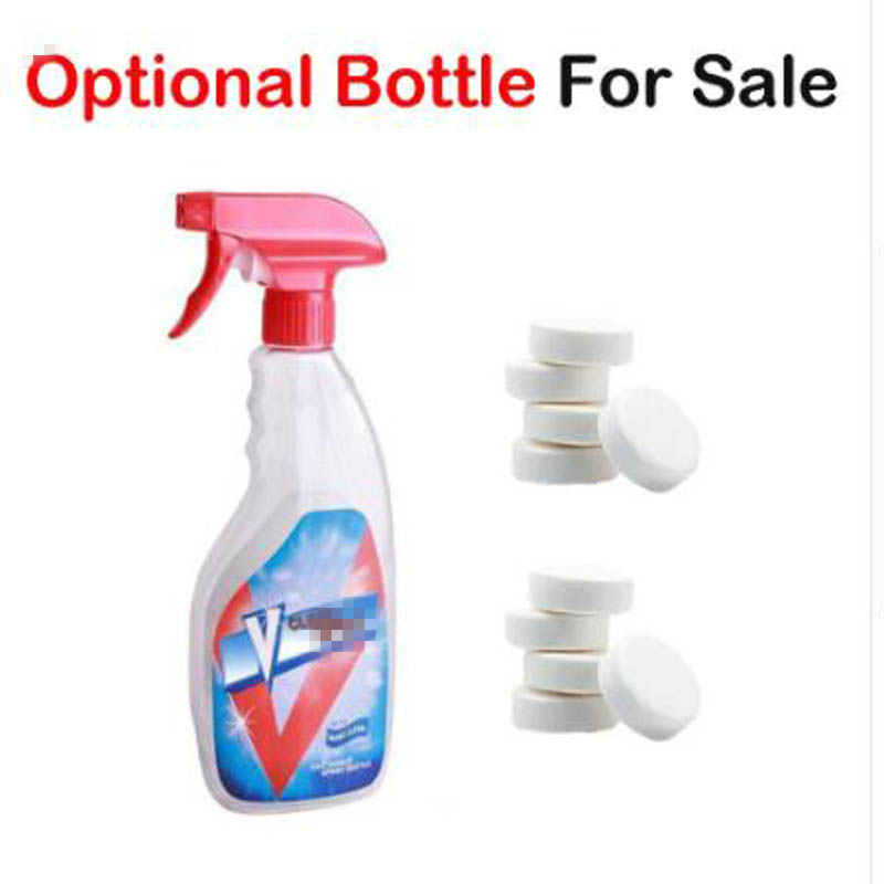 1/5/10PCS Multifunctional Effervescent Spray Cleaner Set With Bottle Home Cleaning Effervescent Spray Cleaner Dropshipping