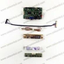 RTD2668 placa controladora do LCD com HDMI VGA De Áudio para 18.5 polegada 1366X768 painel LCD M185XW01 VJ MT185GW01 V.A m185B1-L07 DIY