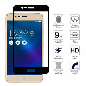 Image 2 - Full Cover Tempered Glass For ASUS Zenfone 3 MAX ZC520TL ZC520 TL ZC 520TL on max3 X008D X008 Glass Screen Protector Capa Fundas