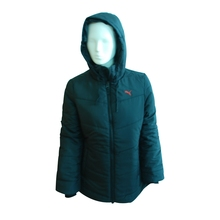 Original PUMA Women's Cotton-padded jackets Hoodie sportswear