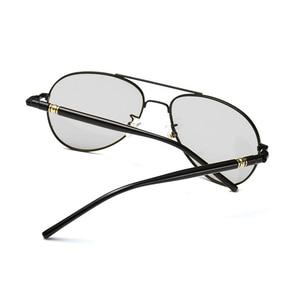Image 4 - 2019 New Design Women Men Polarized Sunglasses Outdoor UV Protection Lens Car Driving Chameleon Discoloration Glasses