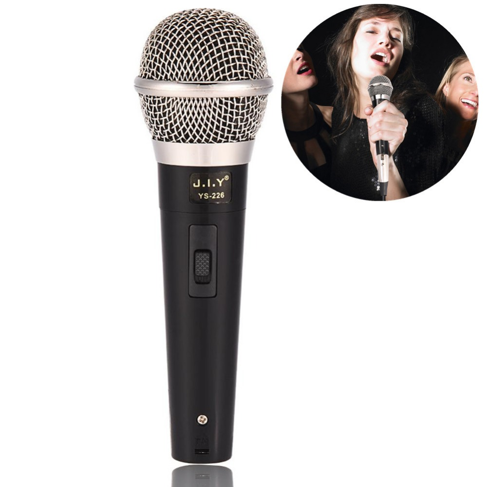 buy professional handheld microphone wired dynamic microphone clear voice for. Black Bedroom Furniture Sets. Home Design Ideas