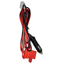 2017 Car Charger Power Cable car mobile radio power supply line for car radio QTY KT-8900 KT-8900R mobile radio TH-7800 TH-9800