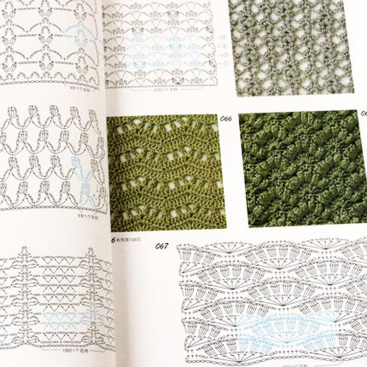 Aliexpress.com: Comprar 2 unids/crochet patrón 300 + patrón aguja ...