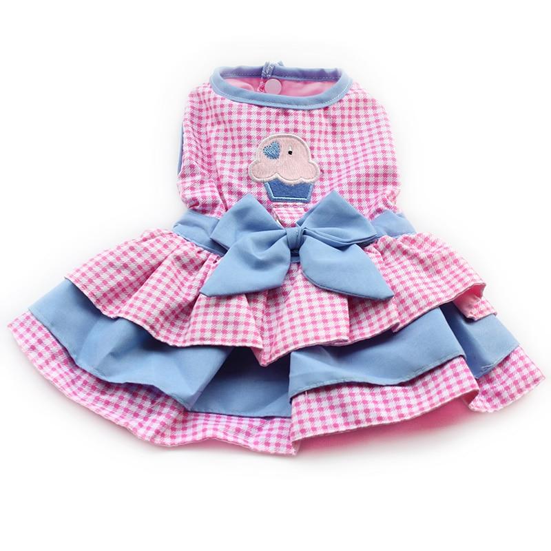 Sklep Armi Krata sukienki dla psów Moda Księżniczka Sukienka dla - Produkty dla zwierząt domowych - Zdjęcie 3