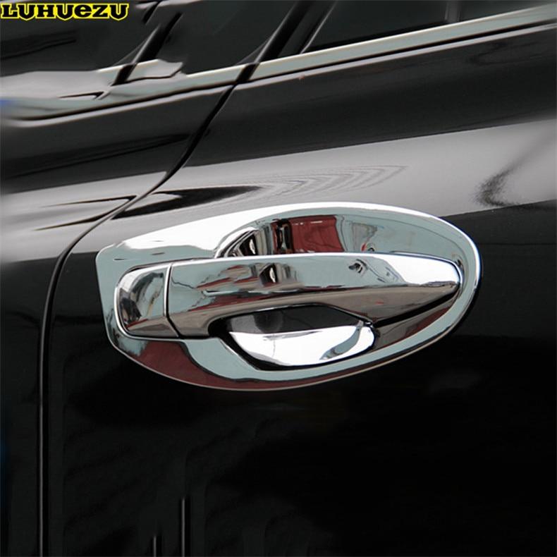 Luhuezu 12PCS Chrome Door Handle Cover Door Bowl Trims For LEXUS RX270 RX350 RX450 2009 2014