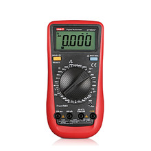 UNI-T UT890C+ True RMS Multimeter LCD Digital Display Electrical Tool Ammeter