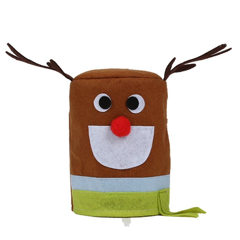 Awesome Hot 2PC LOT Merry Christmas Snowman And Elk Toilet Roll Paper Holder  Bathroom Tissue Boxes Cover Home Decoration Supply 2018 In Hats From Caddy  Design Plan.