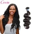 Peruvian Virgin Hair Body Wave 1Pc Cheap Human Hair 100G Bundles 6A Grade Virgin Unprocessed Human Hair Extensions Natural Black