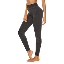 Sport Leggings Yoga Pants Women High Waist Gym Elastic Leggings Girls Summer Black Running Fitness Pant mayas deportivas mujer(China)