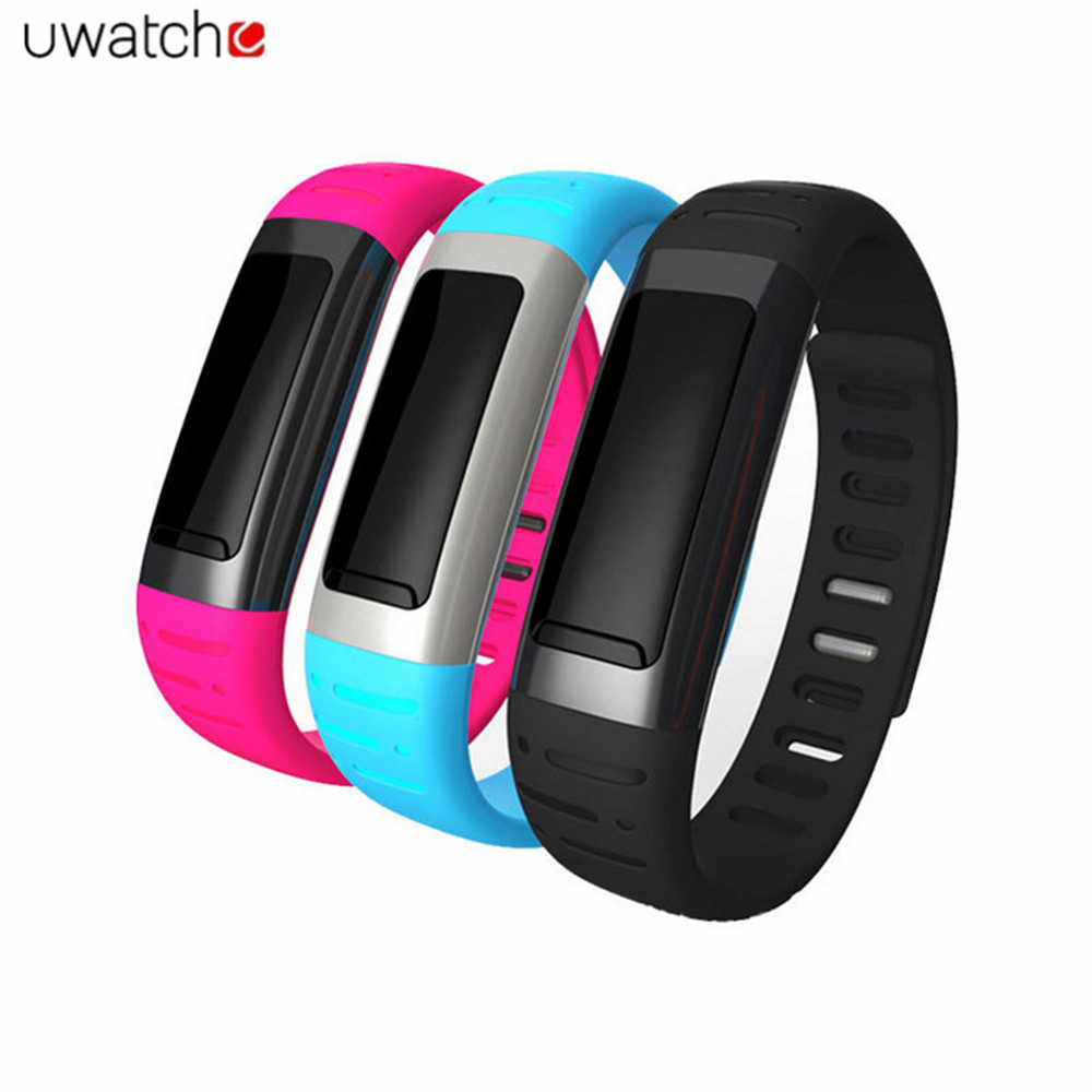 UWatch U9 Bluetooth Smart Watch Bracelet U See Men Women Sports Watch Wrist For Samsung Galaxy