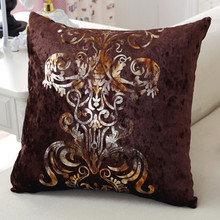 Luxury Vintage Print Pillowcase