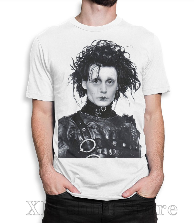Edward Scissorhands tshirt