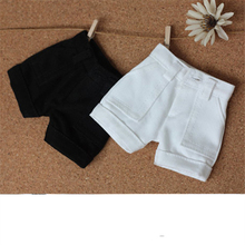 1/6 Blyth Doll Clothes Accessories Fashion Bottoms Shorts White Black For 30cm Blyth BJD Clothing Dolls Accessories недорого
