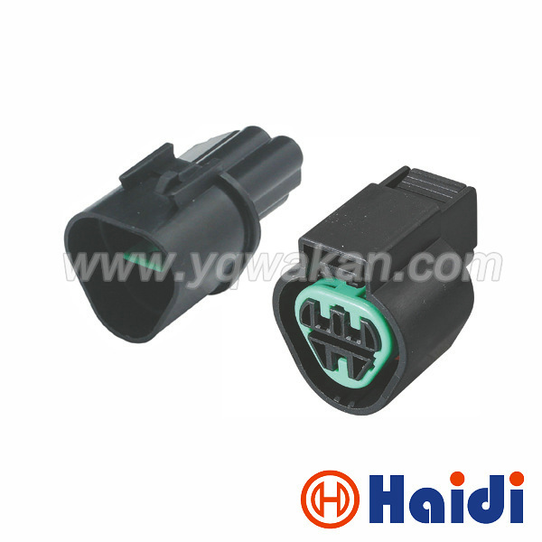 Free shipping 5sets <font><b>kum</b></font> <font><b>connector</b></font> 3p waterproof cable terminal male female <font><b>connector</b></font> PB625-03027 image
