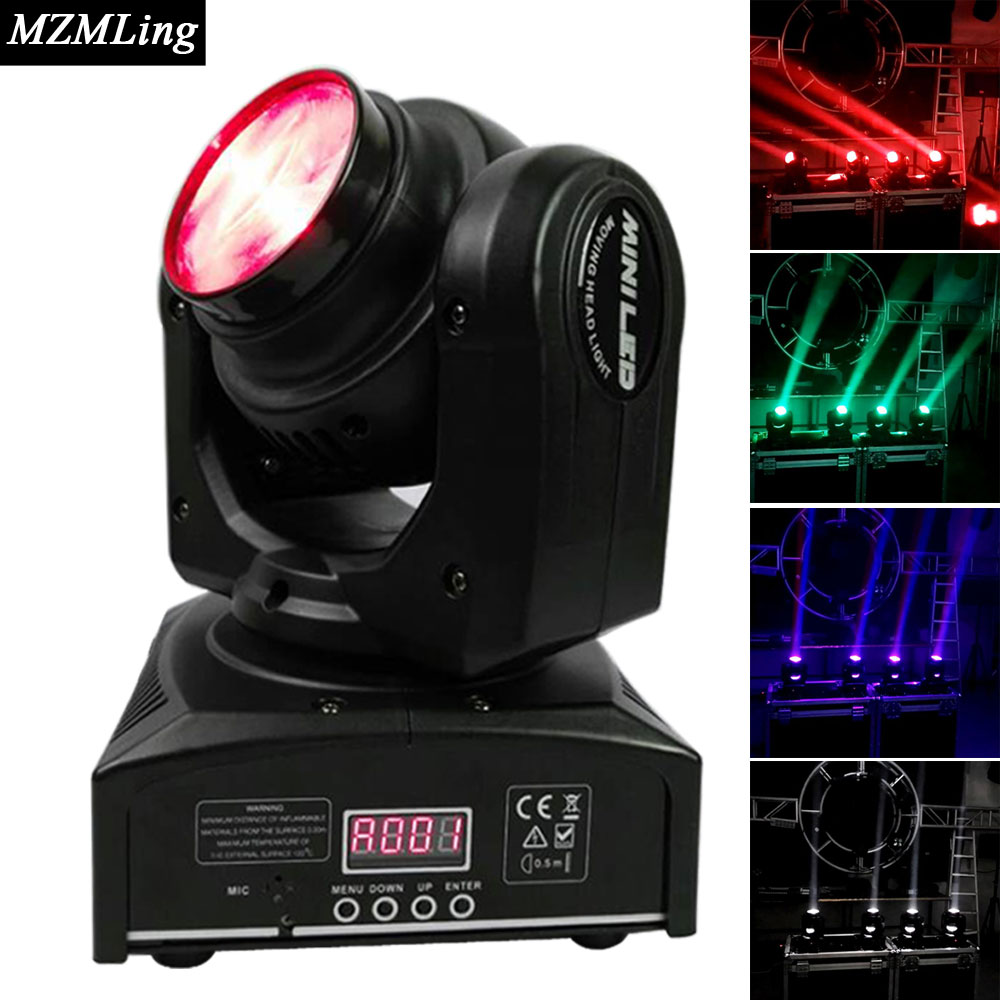 Two-Sided 2x10w RGBW 4-In-1 Beam Light DMX512 Led Moving Head Light Professional DJ/Bar /Party/Show /Stage Light led 36x3w rgbw beam light dmx512 cree moving head light professional dj bar party show stage light