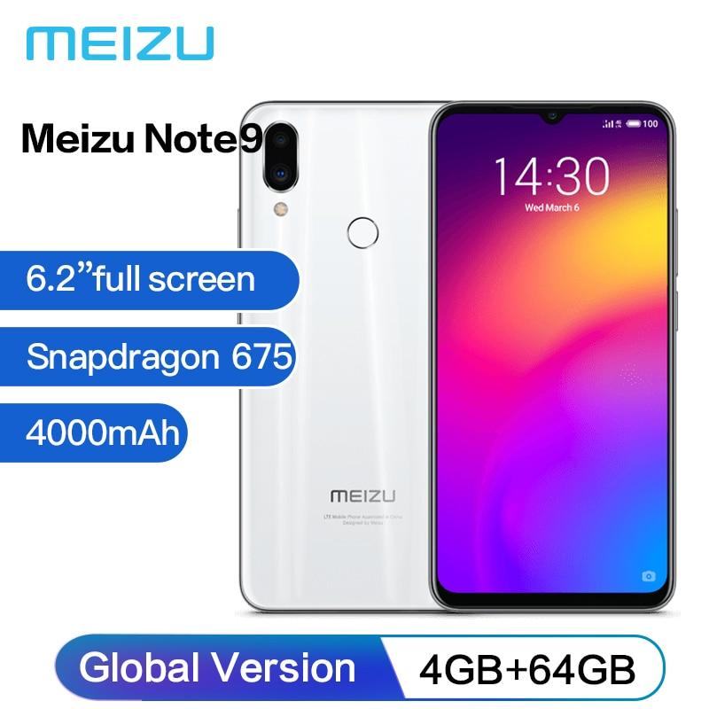 Price Meizu Note 9 US / UK / World