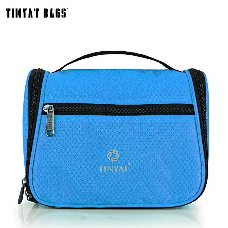 TINYAT Portable make up travel wash bag Multifunctional highs