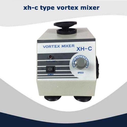 Nowe laboratorium wstrząsarka Vortexer mieszadło 220 V/110 V 60 W wstrząsarki na probówki laboratorium szybkie mieszanie laboratorium urządzenie oscylator Swirl wstrząsarka w Sprzęt edukacyjny od Artykuły biurowe i szkolne na  Grupa 1
