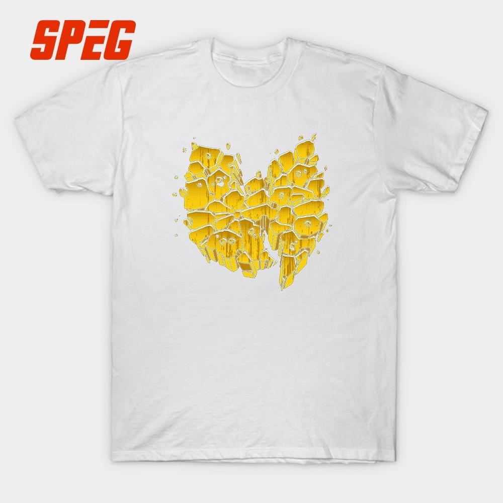Wu Tang Clan Design Classic W Logo RAP HARDCORE HIP HOP Short Sleeve T font b