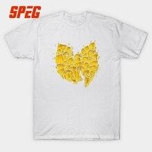 Wu-Tang Clan Design Classic W Logo RAP HARDCORE HIP HOP Short Sleeve T Shirt Men Music Band Clothes for Fans O Neck XXXL Size