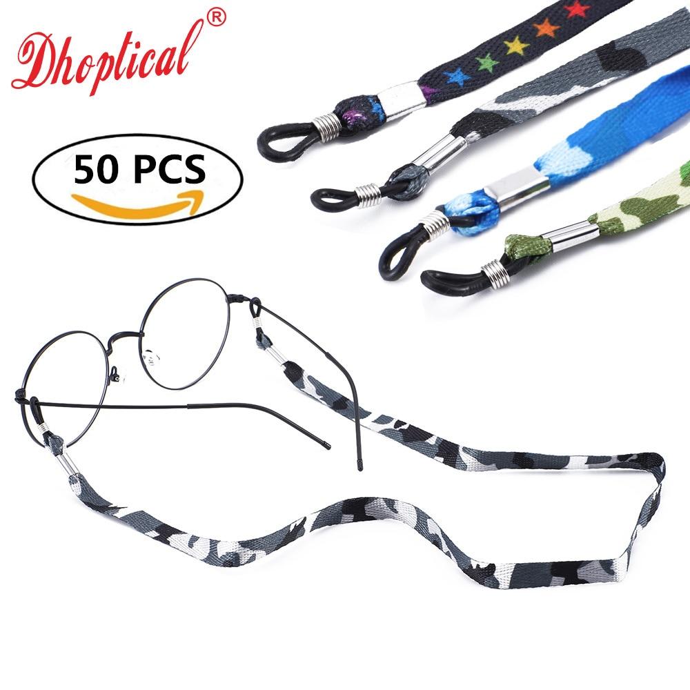 50746279d8b2 free shippingcPolyester Sport Eyeglasses Cord Sunglasses Glasses cord chain  holder String 50pcs wholesale