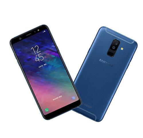 Samsung Galaxy A9 s-tar Lite A6 + A6050 Smartphone 6,0 ''4 GB RAM 64GB ROM Android 8,0 Dual cámara trasera huella dactilar teléfono móvil - 6