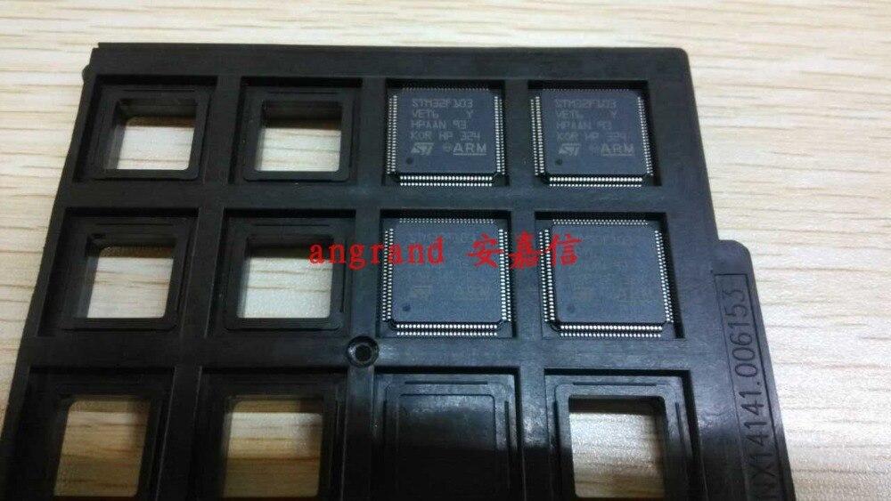 Электронные компоненты и материалы STM32F103VET6 STM32F103VET