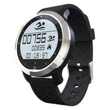 Yourtribe F69 Водонепроницаемый Смарт-часы профессиональный IP68 Одежда заплыва Режим Smart здоровый Heart Rate Браслет для iOS телефона Android