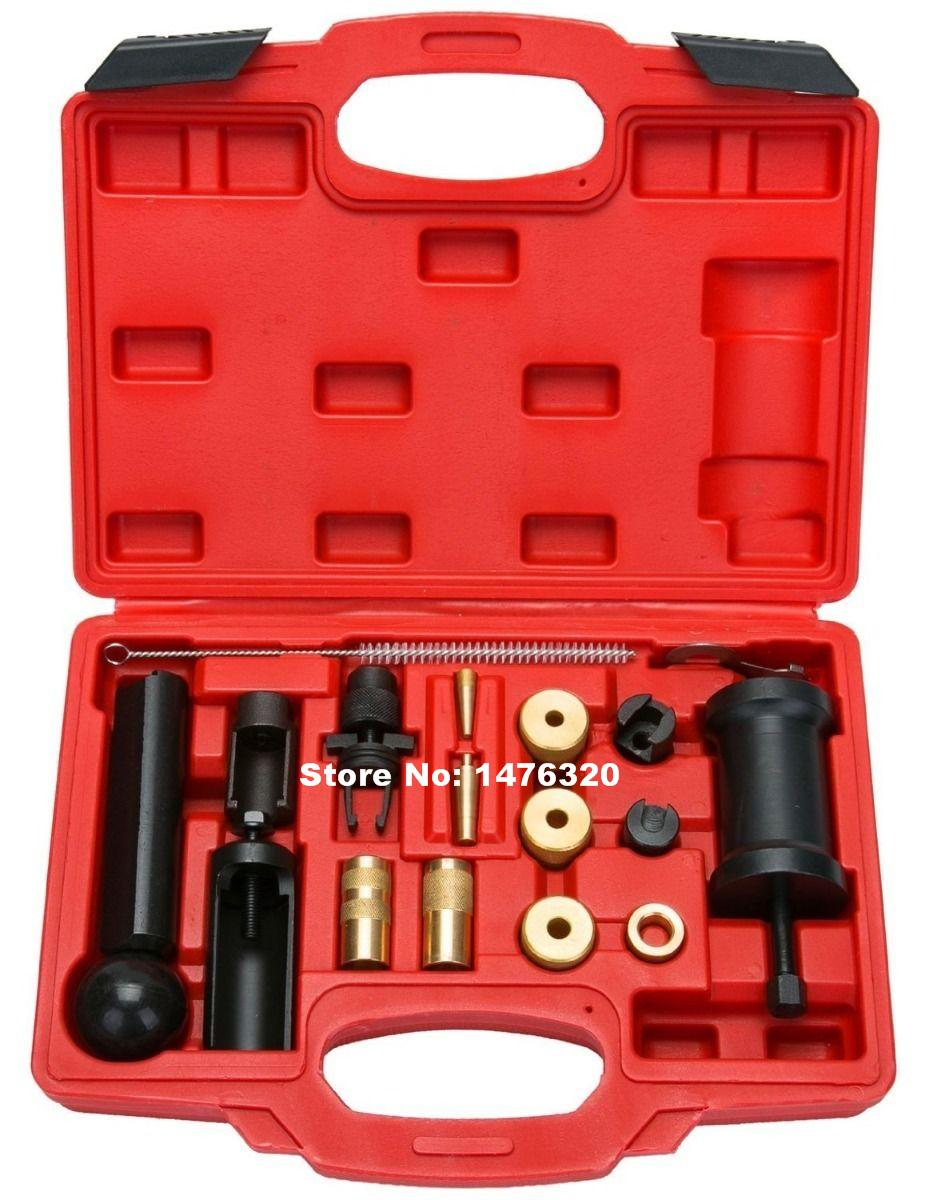 Automotive FSI Type Injector Removal Puller Set For VW Audi Seat Skoda AT2053