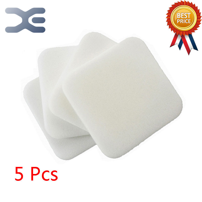 5Pcs Lot High Quality Adaptation For Philips FC8222 / 8220/8224 Vacuum Cleaner Accessories Filter Motor Filter 2pcs lot high quality adaptation for philips fc8138 8130 8148 c8147 vacuum cleaner accessories filter element