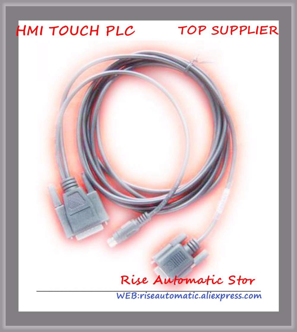 AFP8551:Equal to AFP8550+AFP1523 or AFP8550+AFP5523,RS232 PLC download cable for FP1,FP3/FP5,AFP 8551 dhl ems 10 sets afp8550 programming cable pc to rs422 adapter for nais for pan asonic fp1 fp3 fp5 plc h2