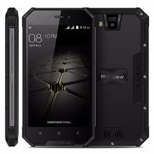 Blackview BV4000 PRO Smartphone IP68 Étanche MT6580A Quad Core 4.7 Pouce Android 7.0 Téléphone Portable 2 GB RAM 16 GB ROM Mobile Téléphone