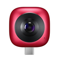 Origianl Newest huawei 360 Camera Coolplay version CV60 HUAWEI 360 degree video Camera lens HD 3D live Camera CoolPlay version