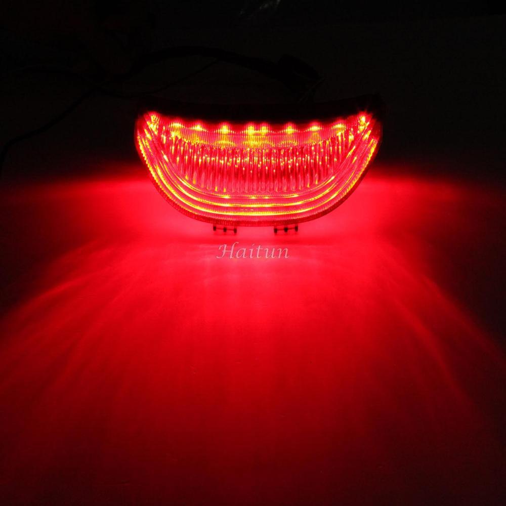 LED Rear Night Running lights Fits For Honda CBR600RR 2007-2013