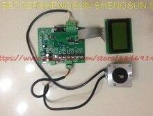STM32 FOC vector sine wave and square wave drive brushless motor (BLDC, PMSM) driver development board