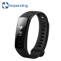 New Original Huawei Honor Band 3 Smart Wristband Real Time Smartband Heart Rate Monitoring 5ATM Waterproof