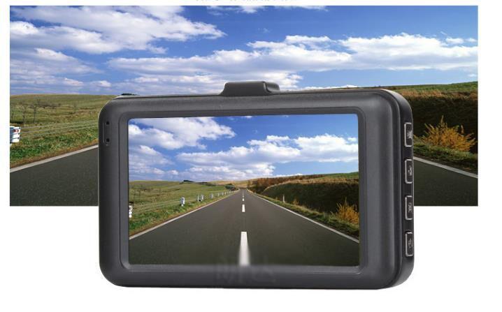 BEESCLOVER R803A Hohe Auflösung 160 grad Super Weitwinkel Objektiv Auto DVR Fahrzeug Kamera Video Recorder r30