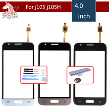 купить For Samsung Galaxy J1 Mini J105 SM-J105Y J105H J105M Touch Screen Digitizer Sensor Glass Lens Panel Replacement дешево